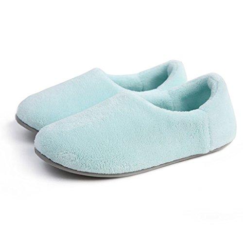 Chaussures Chaussons 1 dérapantes En Coton Femmes D'épaisses Des Pattern Anti Pantoufles Maison Avec La zzSxZCrOn
