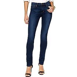 Women's Cigarette Midrise Straight Leg Jean