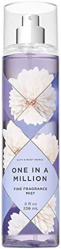 Bath and Body Works ONE IN A MILLION Fine Fragrance Mist 8 Fluid Ounce (2019 Limited Edition)