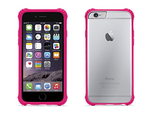 Griffin Technology Hot Pink Survivor Core, Clear Protecti...