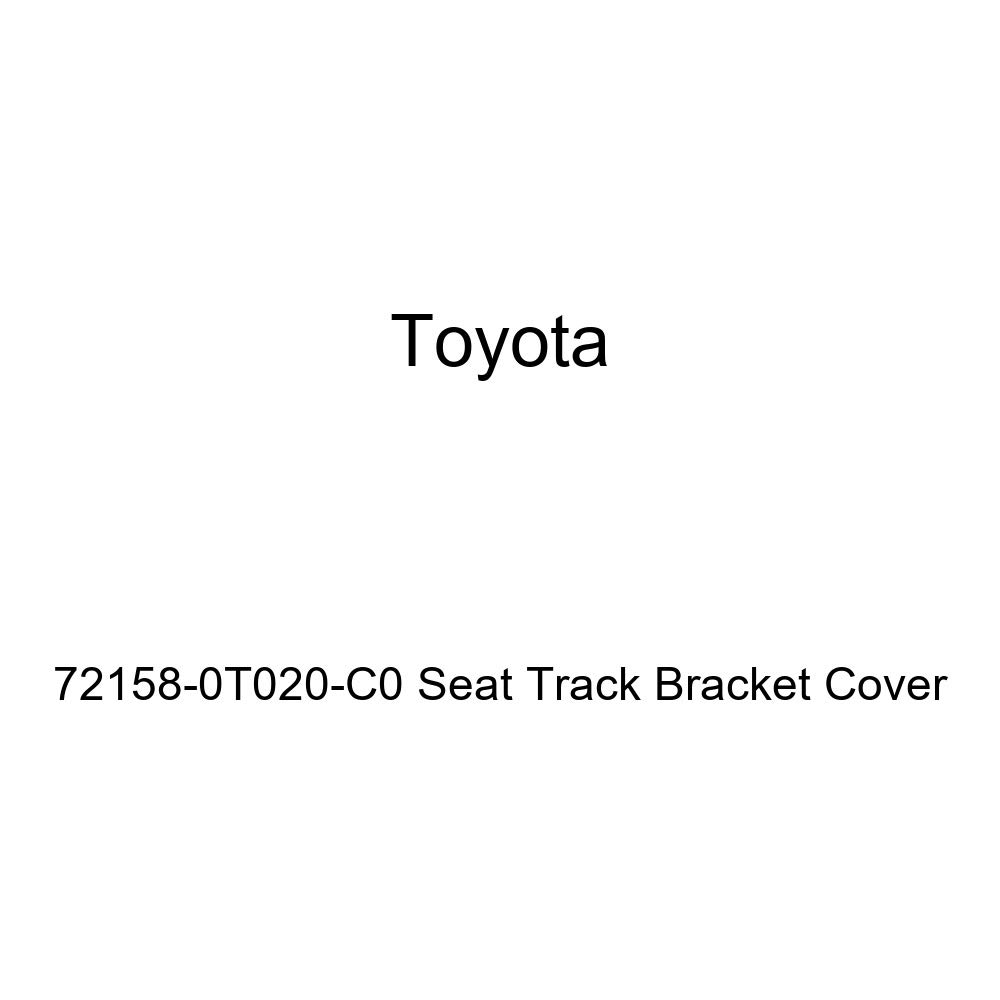 Toyota 72158-0T020-C0 Seat Track Bracket Cover