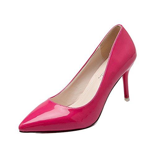 LadolaDgug00250 chiuse Donna Scarpe rosso Rosa rXqrB5