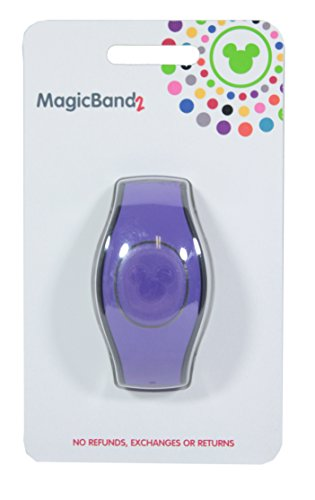 - Disney Parks MagicBand 2.0 Purple - Link It Later Magic Band