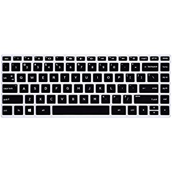 CaseBuy Laptop Keyboard Cover Compatible for 2019 2018 HP 14