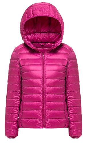 Nylon Hooded Coat - 8
