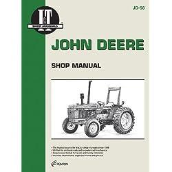 John Deere Shop Manual 2150,2155,2255,2350, + (I &