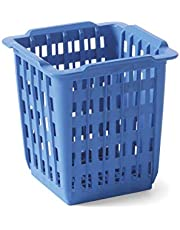HENDI Cesta para cubiertos - azul - 125x84x(H)135 mm