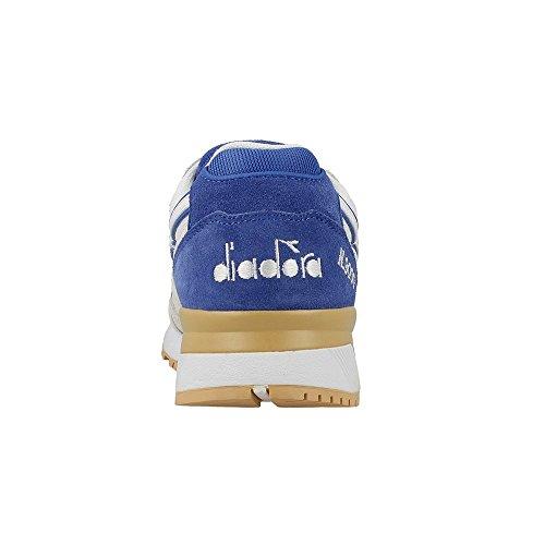 Diadora N9000 Iii - D501171853c0816 Beige-marineblauw