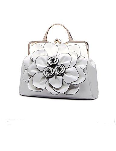 huang amarillo World Mano Para Blanco Mujer Cartera handbag 9156 Besturn De Best Amarillo APn1fZqq