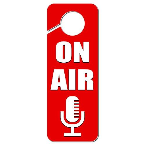 Microphone Recording Podcast Plastic Hanger