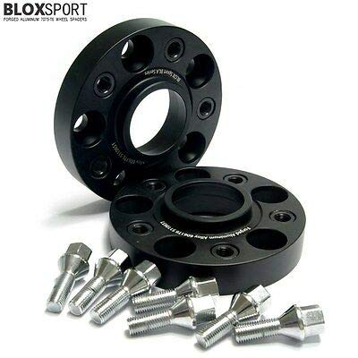 DR100//B10 Simoni Racing 18 mm Espaciador de ruedas completos con pernos espec/íficos