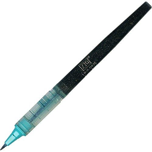 Kuretake ZIG Letter Pen COCOIRO Refill Fine Pen, Mint Green Ink (LP-R-042S)