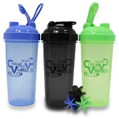 Protein Shaker Bottles by