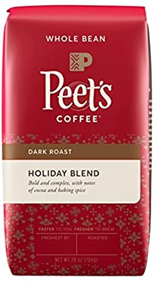 Peet's Coffee, Holiday Blend, 28 Ounce