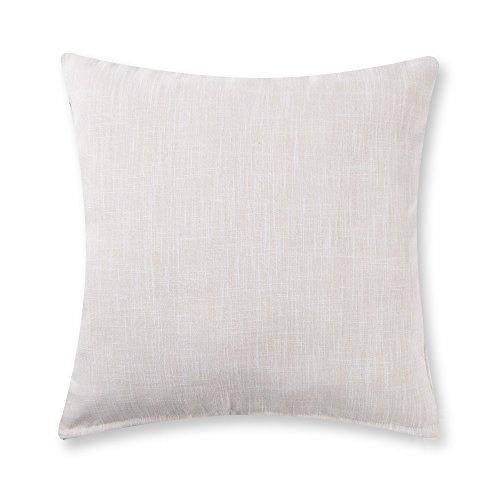 baibu Solid Throw Pillow Cover  Decor Cushion Cover for Sofa