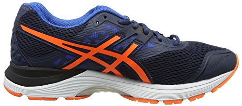 Running Uomo pulse Gel Asics shocking Blu Orange victoria Blue Blue dark Da Scarpe 9 q6XB6nxYwR