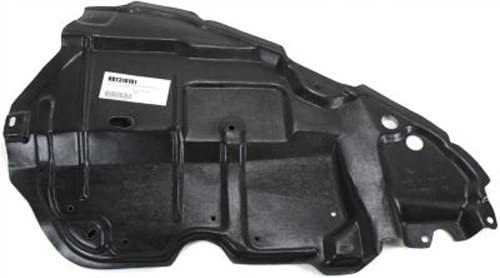 UNDERCAR SHIELD FRONT PASSENGER SIDE FOR 2007 2009 TOYOTA CAMRY TO1228135
