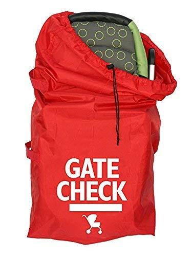 Gate Check Sac pour sièges de voiture, Rouge # Crc-001 Zerich
