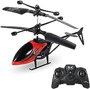 Helicóptero, Baugger Helicóptero RC Helicóptero com Controle Remoto Mini Brinquedo RC para Crianças