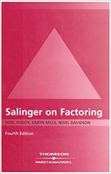 Book Salinger on Factoring: The Law and Practice of Invoice Finance