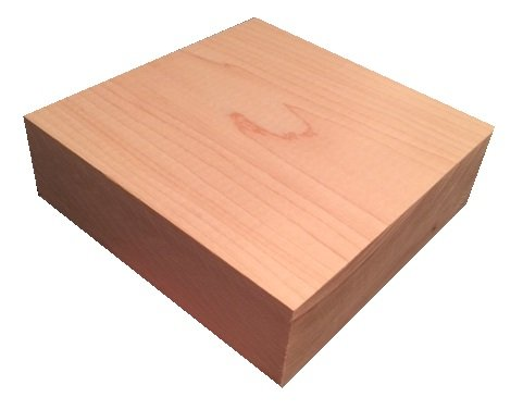 Maple Hardwood Lumber - Hard Maple Bowl Blank