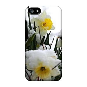 lintao diy SdizJns6036qXbMM Frozen Daffodils Awesome High Quality Iphone 5/5s Case Skin