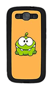 Samsung Galaxy S3 I9300 Cases & Covers - Cut The Rope Animation 02 Custom TPU Soft Case Cover Protector for Samsung Galaxy S3 I9300 - Black