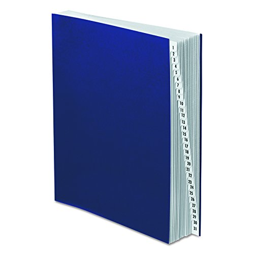 Pendaflex PFXDDF4OX Acrylic Coated Expanding Desk File, 1-31 indexing/30 dividers, Letter ()