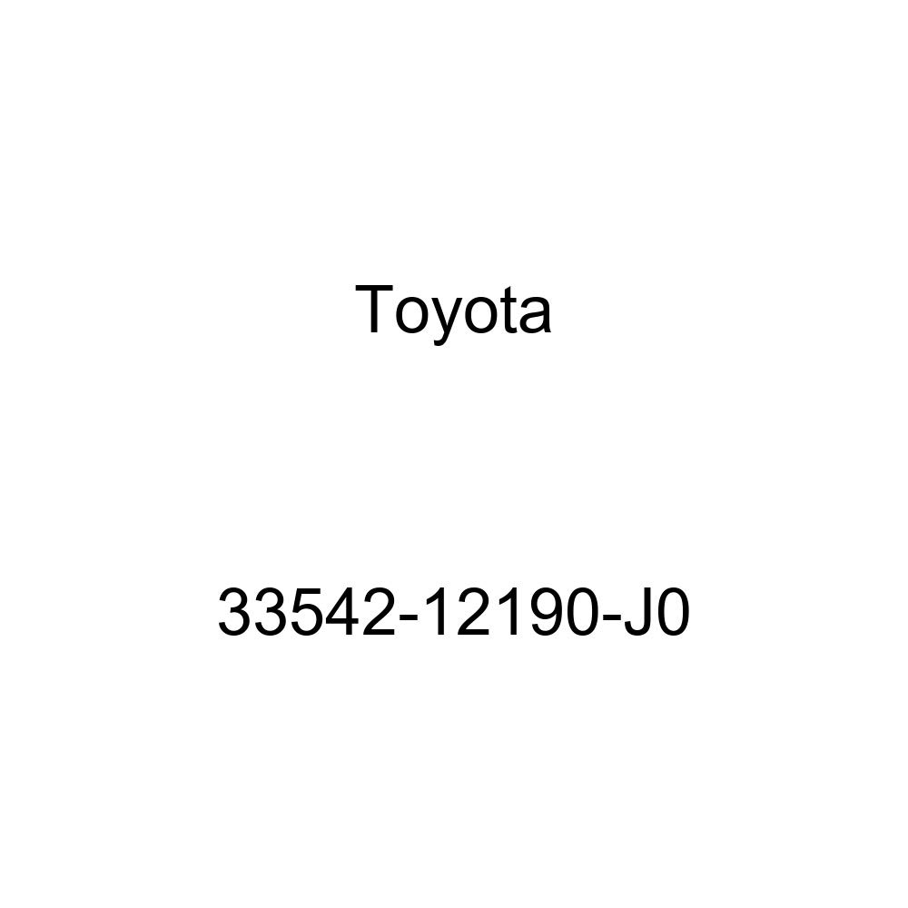 TOYOTA Genuine 33542-12190-J0 Shift Lever Knob Sub Assembly