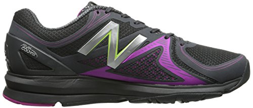 las Negro Balance wx1267 de nbsp;de formación New Rosado mujeres zapatos nBX8qS8w