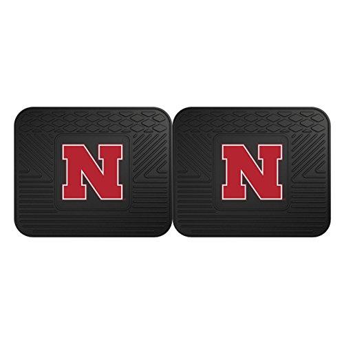 University of Nebraska Utility Mat (2 Pack)