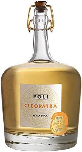 Jacopo Poli Cleopatra Moscato Oro Grappa (1 x 0.7 l)