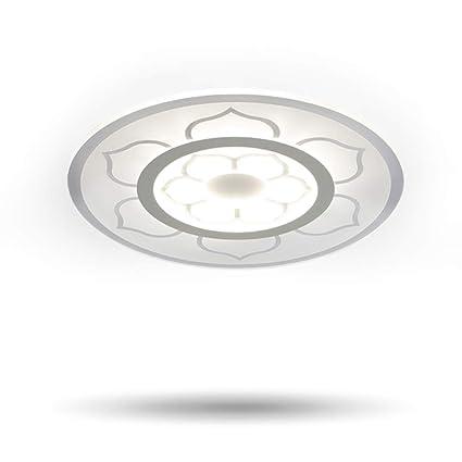 Modernas luces de techo LED Círculo Iluminación interior ...