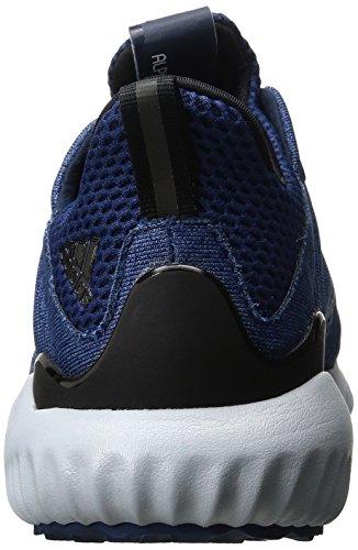 Adidas Dames Alphabounce Em W Hardloopschoen Collegiaal Marine / Utility Black / Mystery Blue