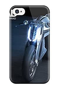 Scott Duane knutson's Shop Hot Fashion Case Cover For Iphone 4/4s(audi Motorcycle) 3450783K39048543
