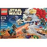 Lego - 75184 - Jeu de construction - Calendrier de l'Avent Star Wars
