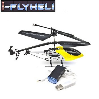 I-Fly Iphone Helicopter