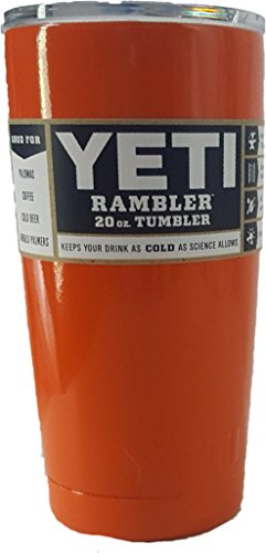Rambler Tumbler 20 ounce Stainless Custom product image