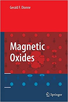 Book Magnetic Oxides