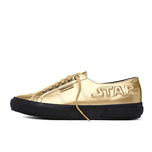 Superga , Baskets pour homme or or