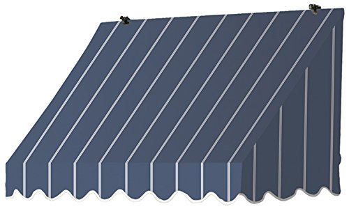 - Awnings in a Box 3020721 Window Awning, 4', Tuxedo