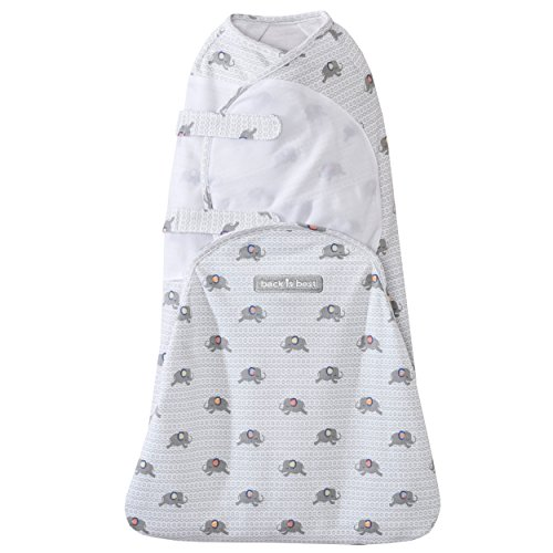 Halo Swaddlesure Adjustable Swaddling Elephant product image