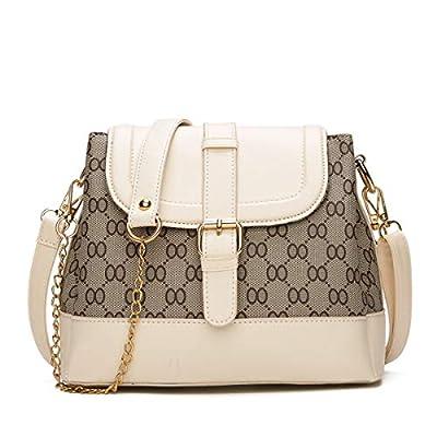 Goldsuntop Lady Handbags for Women Purses and Handbags PU Leather Shoulder Bag Fashion Tote Bags Casual Daypack