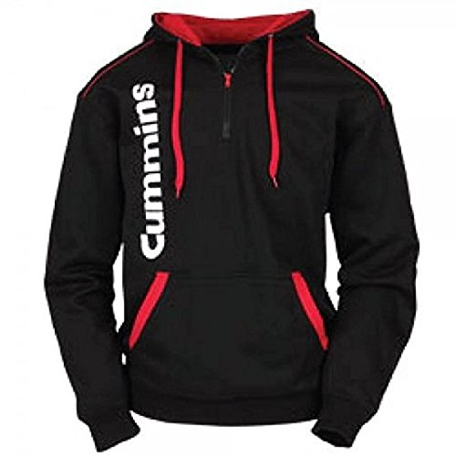 Cummins Diesel Quarter Zip Hoody