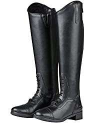 Saxon Ladies Syntovia Tall Dress Boot
