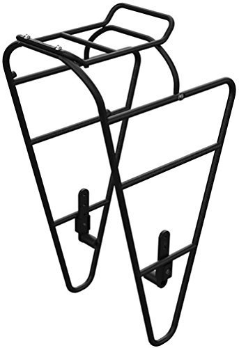 Blackburn Outpost Front World Touring Rack Black, One Size