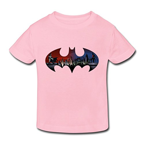 MKSD Cool Cool Batman View Design T-shirt For Kids Toddler