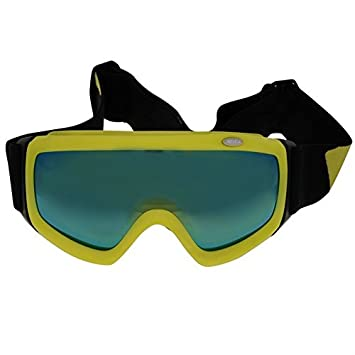 75254a4265 Nevica Kids Vail Goggles Junior Snow Winter Sports Skiing Snowboarding Neon  Green One Size  Amazon.co.uk  Sports   Outdoors