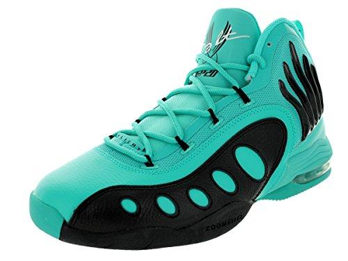 Zapatillas De Baloncesto Nike Hombres Sonic Flight Verde