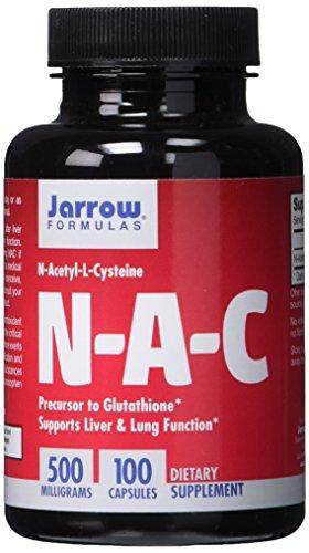 Jarrow Formulas N Acetyl L Cysteine Supports Function